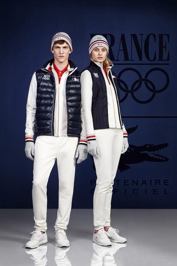 #Sochi2014 #jeux #olympiques  @Philipp Leo Trippi @Lacoste