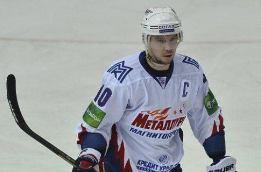 Сергей Мозякин стал лучшим бомбардиром в истории отечественного хоккея