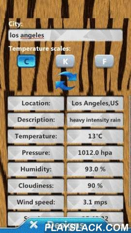 Animal Clock Weather Widget  Android App - playslack.com , Make your phone look like the most beautiful zoo! Decorate it with Animal Clock Weather Widget and enjoy watching your favorite animal showing you the latest weather forecast, date and time. This is a unique and useful widget that will make your life simple and organized. It is even more than that – this is a digital clock widget and a cool weather widget in one. ➨ Weather & clock widgets support Celsius, Fahrenheit and Kelvin…