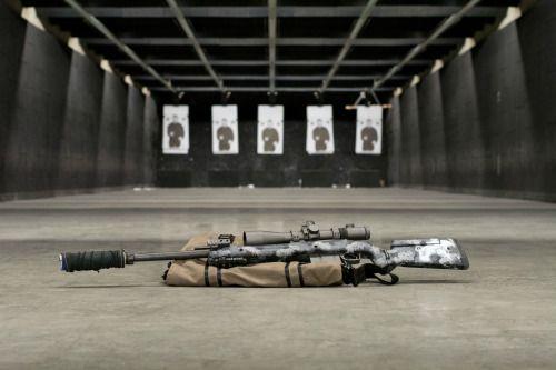 Spartan Rifles custom .300 Win Mag