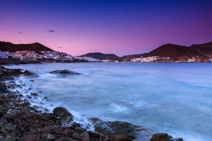 San Jose - San José, en el Cabo de Gata, Almería,Spain