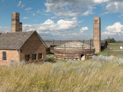 Claybank Brick Plant National Historic Site, #Saskatchewan