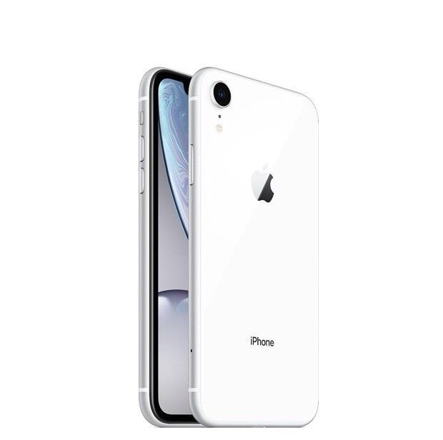Apple Iphone Xr 128gb White T Mobile A1984 Cdma Gsm In