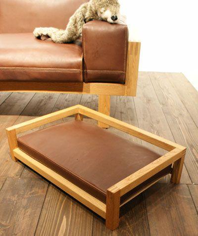 ドッグベッド/小型犬・中型犬サイズ:犬のベッド