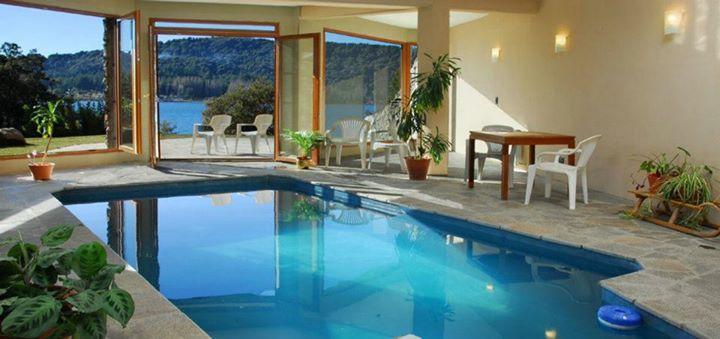 Bariloche + lake house + pool