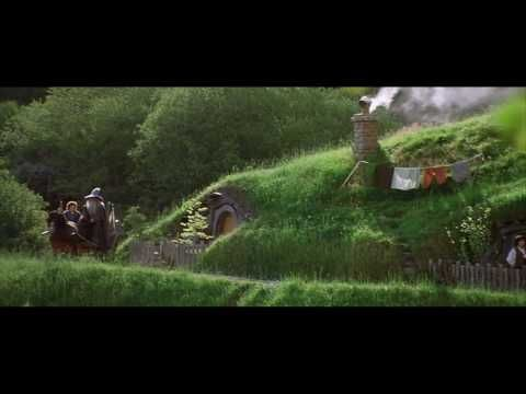 Lord of the Rings - how lovely the shire is :)