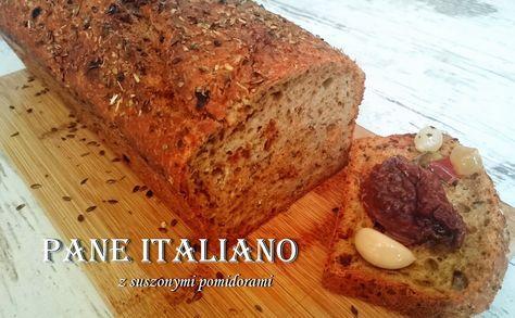 VEGEtuJEMY : Pane Italiano czyli włoski chlebek