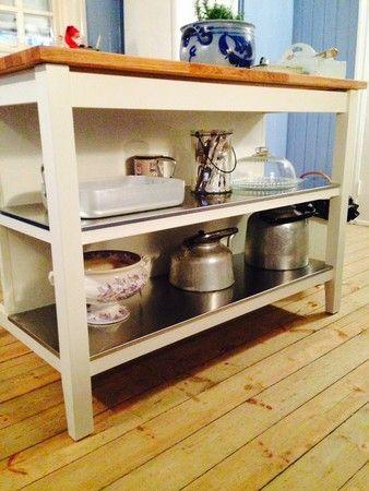 ikea, stenstorp kjøkkenøy