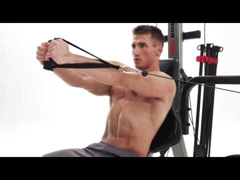 Strength training without weights, Bowflex Xtreme 2SE Home Gym, Sports O...