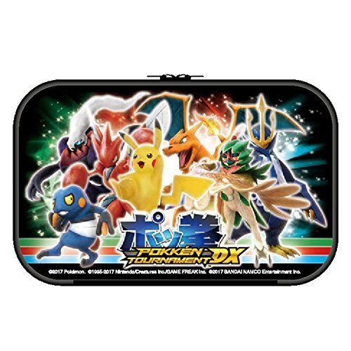 MAXGAMES Smart Pouch Compact Pokken Tournament DX Nintendo Switch Pokemon F/S #MAXGAMES