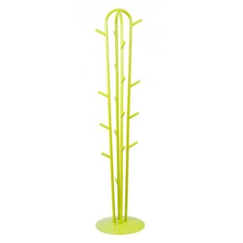 cactus hanger / věšák s designem převyšujícím průměr a skvělou barvou