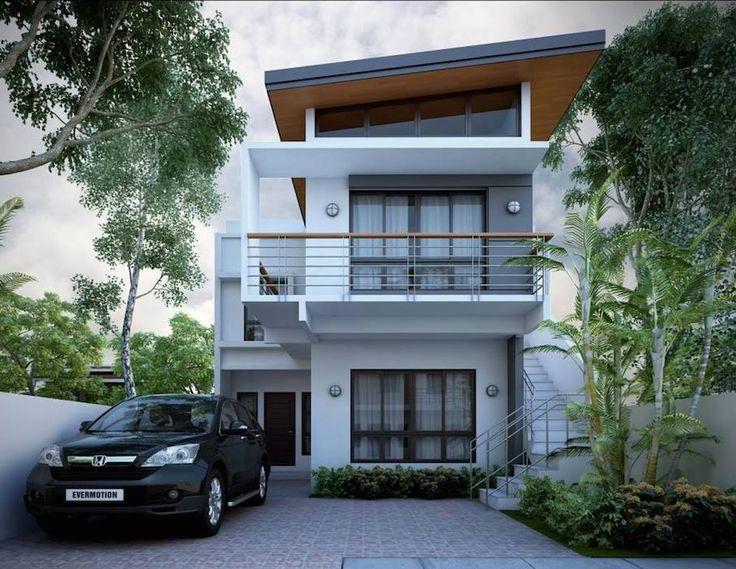 M s de 25 ideas incre bles sobre casas residenciales en - Vallas exteriores para casas ...