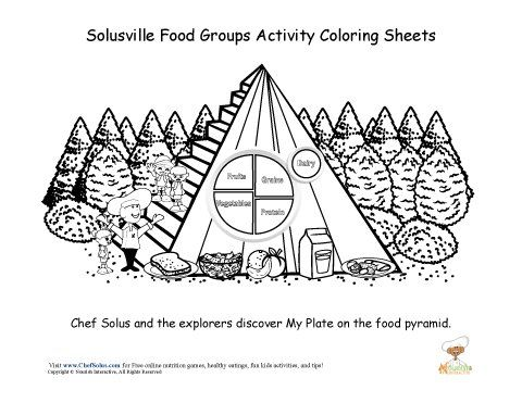 chefsolus coloring pages - photo#6