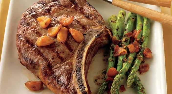 how to fix ribeye steak