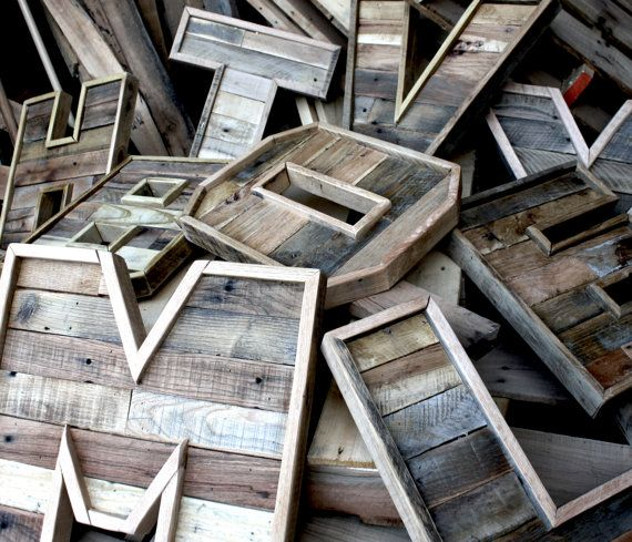 Original Reclaimed Wood Marquee Letters (A-Z) 16 inch - Best 25+ Reclaimed Timber Ideas On Pinterest Timber Beams