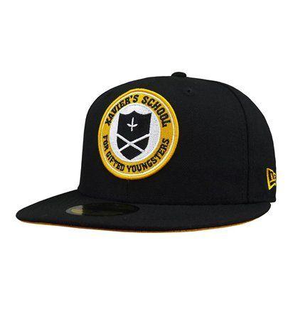 X-Men Xavier Institute 59Fifty Hat