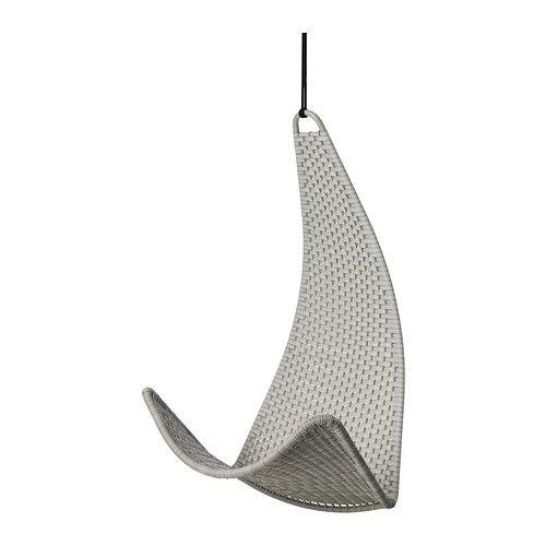 svinga hanging seat ikea the gentle rocking helps your. Black Bedroom Furniture Sets. Home Design Ideas