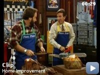 Home Improvement re-runs!!