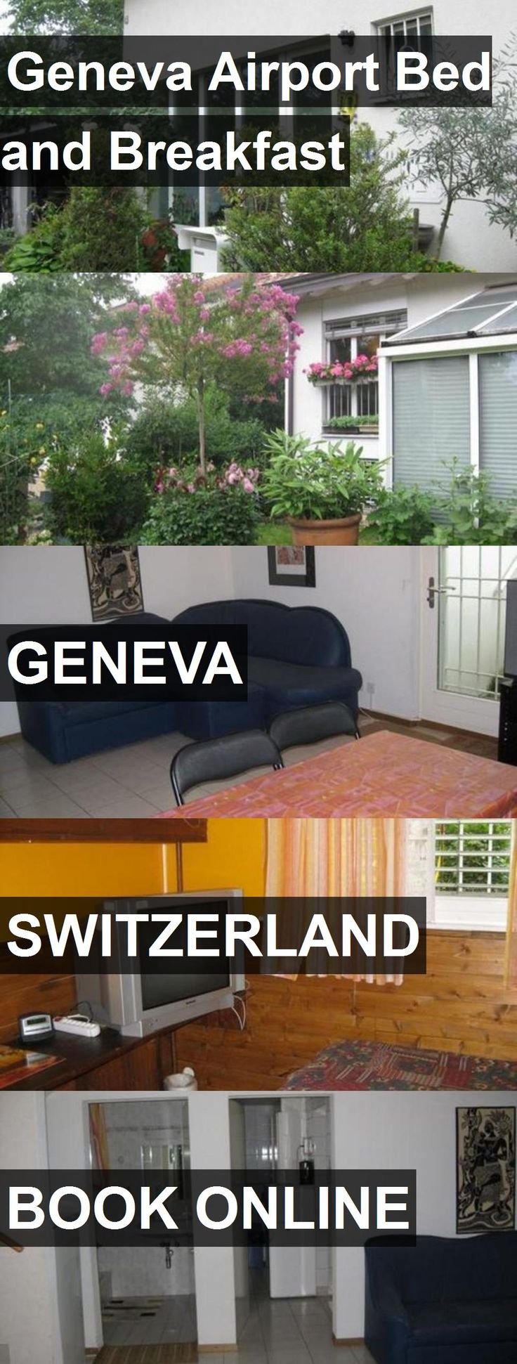 Hotel Geneva Airport Bed and Breakfast in Geneva, Switzerland. For more information, photos, reviews and best prices please follow the link. #Switzerland #Geneva #GenevaAirportBedandBreakfast #hotel #travel #vacation