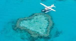 Heart Reef - Queensland