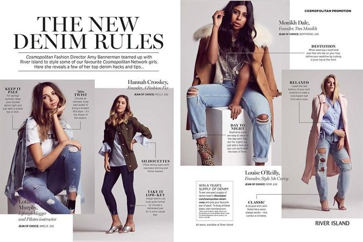 Cosmopolitan magazine creates Millennial influencer network with River Island via @wgsn_official