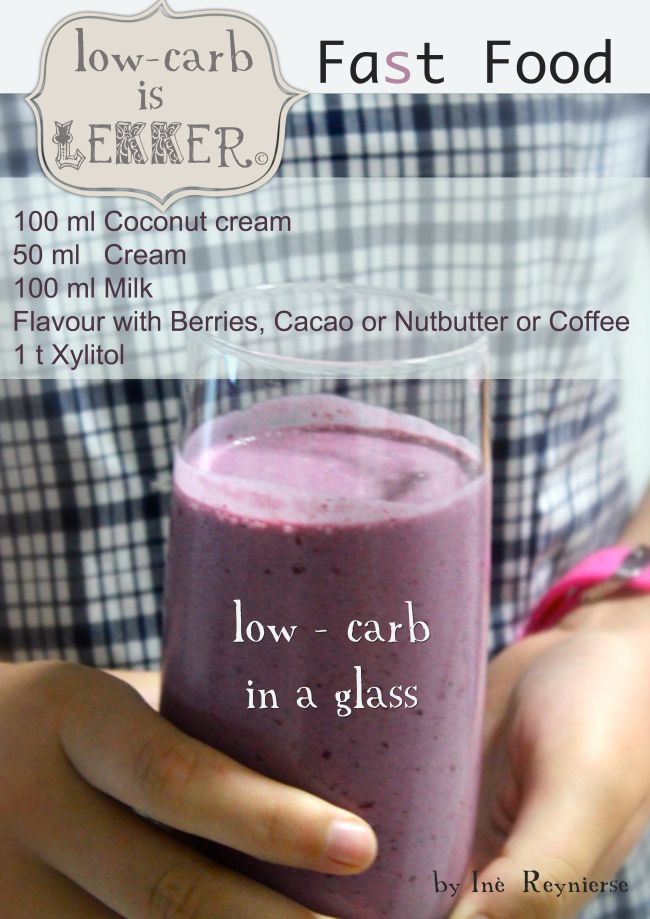 Smooth(ie) Operator… Swopping juicing for smoothies – do the carb-smart groove!
