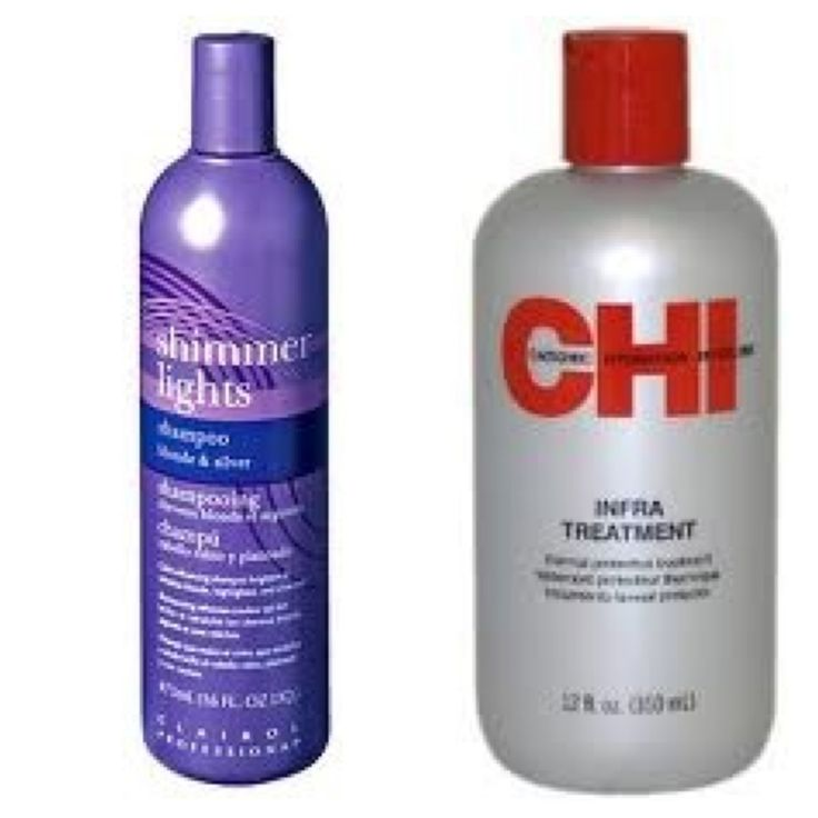 how to make your hair blonder with purple shampoo