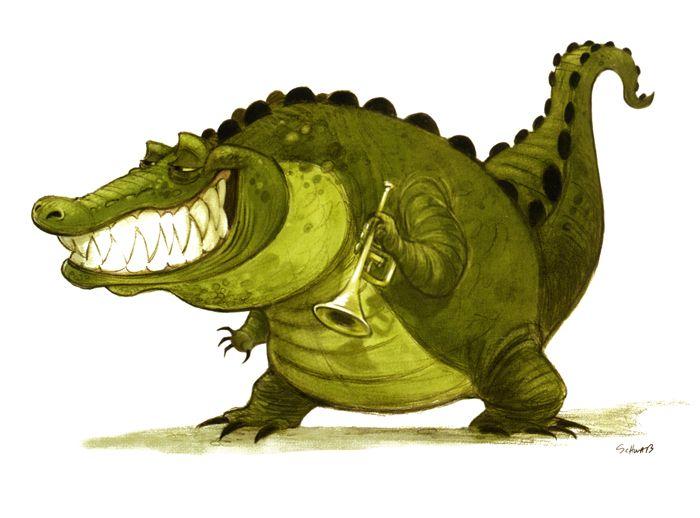 49 Best Crocodile Images On Pinterest Character Design Animal