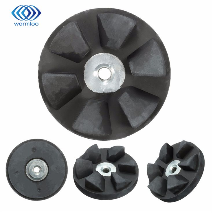2016 New Arrival Durable Quality Rubber Black Replacement Spare Parts for Nutribullet Blade Gear 900w