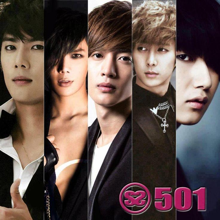 SS501 ♡ Kim Kyu Jong ♡ Park Jung Min ♡ Kim Hyun Joong 김현중