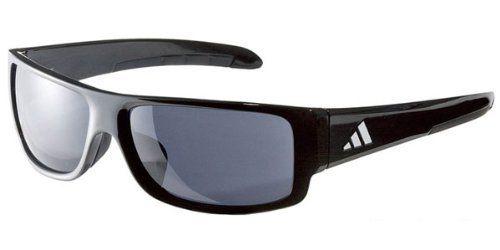 09!! Adidas KUNDO A374 Sunglasses (BLACK/GREY (6050 AM)) by adidas. $104.95