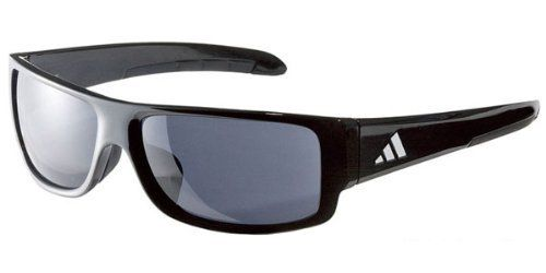 09!! Adidas KUNDO A374 Sunglasses (BLACK/GREY (6050 AM)) by adidas. $104.95
