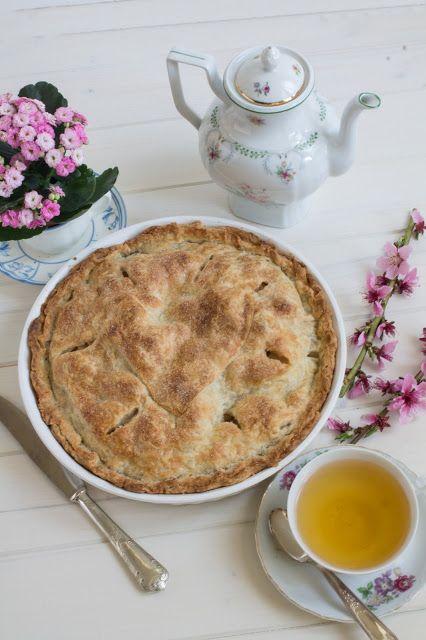 Cakes Lab Test&Taste: Pie di pere alle spezie