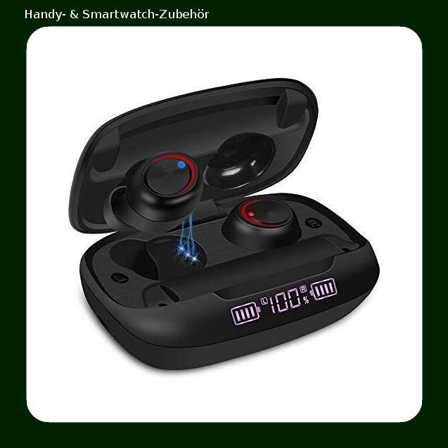 Ceppekyy Bluetooth Kopfhorer Kabellos Ohrhorer In Ear Tws Stereo