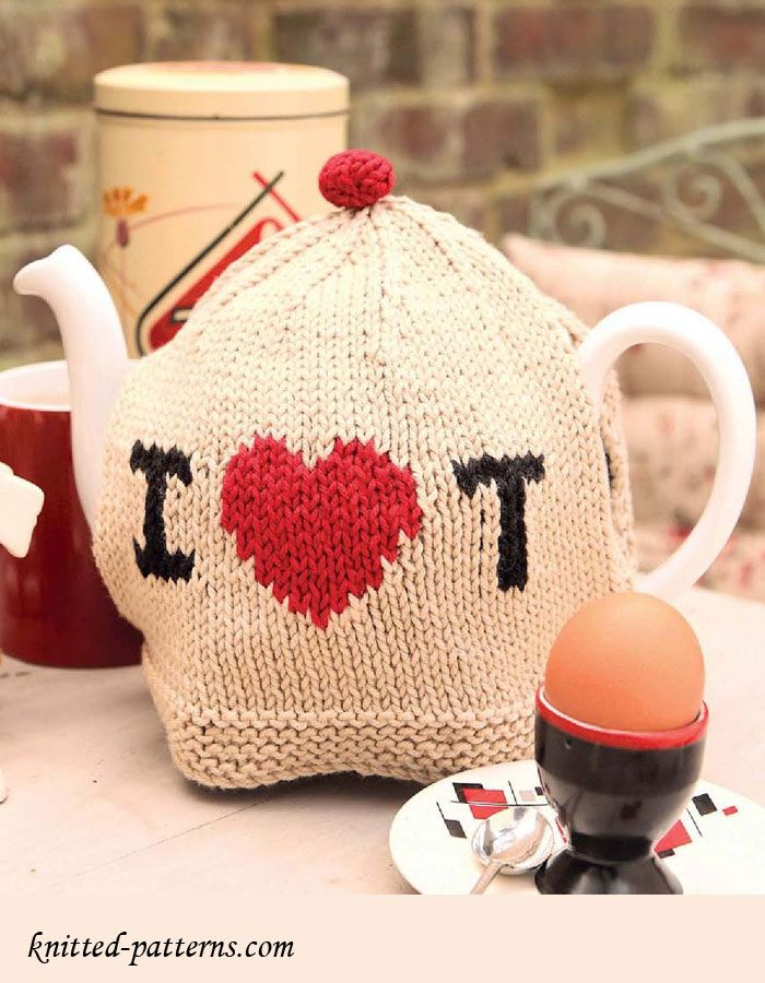1000+ ideas about Tea Cosy Knitting Pattern on Pinterest ...