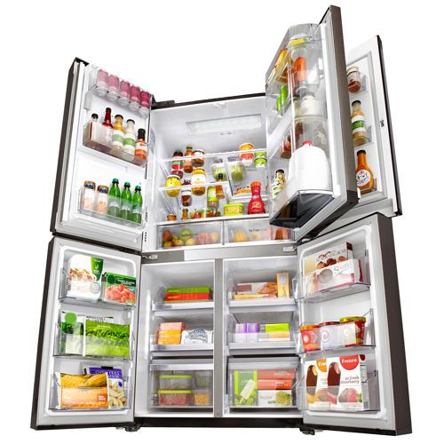 French Kitchen Appliances: 1000+ Ideas About French Door Refrigerator On Pinterest