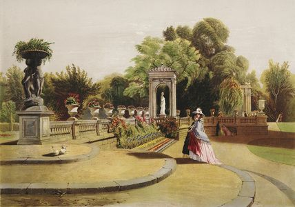 17 best images about brooke 39 s the gardens of england on for The terrace hall