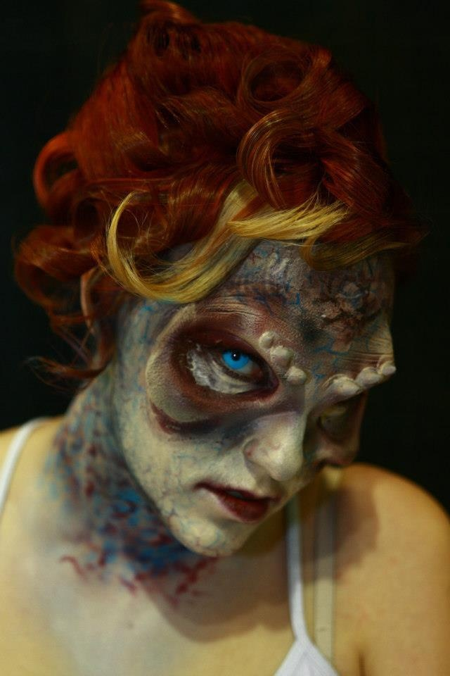 212 best FX Makeup Phoenix Makeup School images on Pinterest ...
