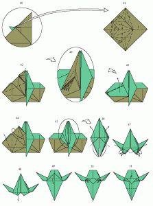 Yoda en origami 4