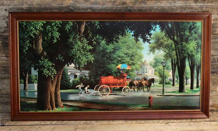 vintage-paul-detlefsen-happy-days-water-wagon