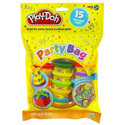 Play-Doh Party Bag Dough 15 Count assorted colors