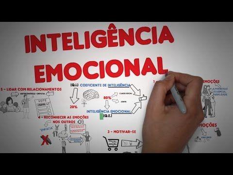 INTELIGÊNCIA EMOCIONAL | De DANIEL GOLEMAN | Resumo Animado | Resenha. - YouTube