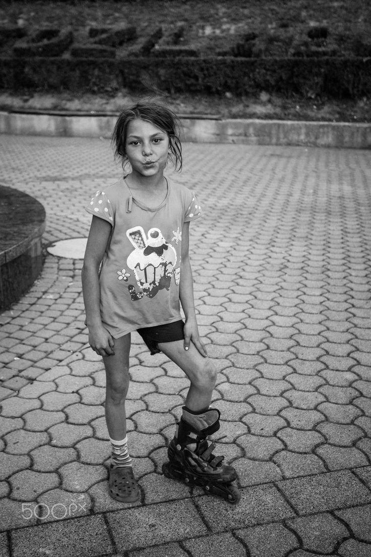 skater girl by Marek Suvák on 500px