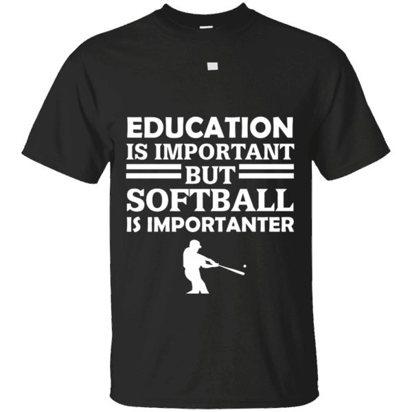 Hi everybody! Education Is Important But Softball Is Importanter Funny Gift T-Shirt https://lunartee.com/product/education-is-important-but-softball-is-importanter-funny-gift-t-shirt/ #EducationIsImportantButSoftballIsImportanterFunnyGiftTShirt #Education #IsSoftballIsShirt #ImportantShirt #ButFunny #SoftballShirt #Is