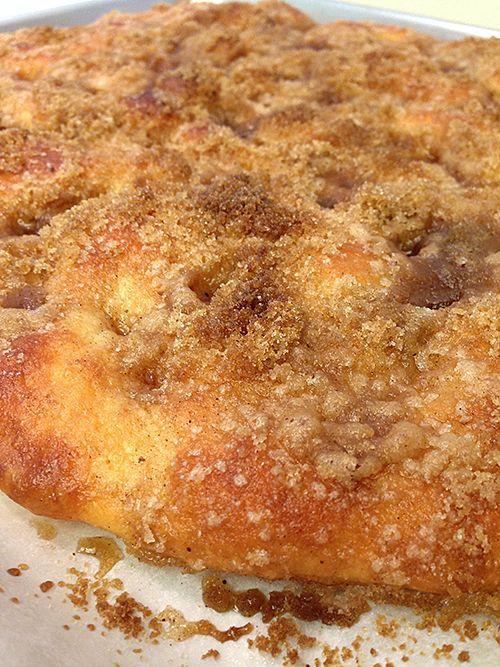 Sugar Cake Moravian