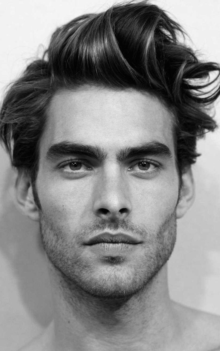 94. Männer Hairstyles: Wie lange steht man vor dem Spiegel, bis diese Männerfrisur sitzt? #BeardHype