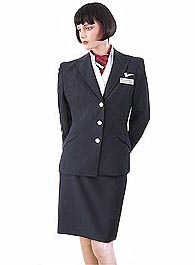 British Airways uniform 2005-present