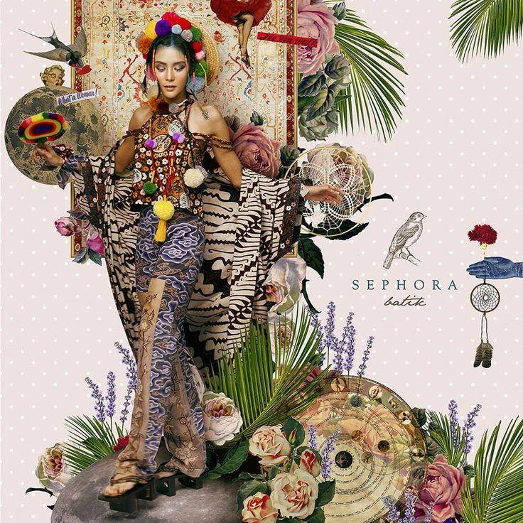 Sephora Batik by Ryan Tandya