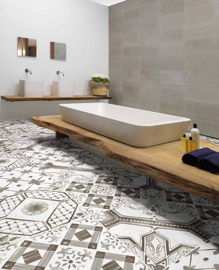 PORCELAIN STONEWARE WALL/FLOOR TILES GREY MIX MAIOLICA MIX COLLECTION BY UNICA BY TARGET STUDIO