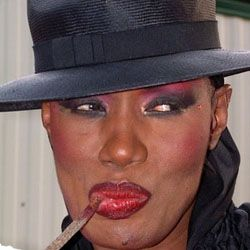 """Grace Jones  BIRTHDAY May 19, 1948 BIRTHPLACE Spanish Town, Jamaica AGE 68 years old BIRTH SIGN Taurus  ABOUT  Actress, model, and singer who released """"Pull Up to the Bumper,"""" which reached #2 on the U.S. Dance Chart and other singles like """"I've Seen That Face Before (Libertango),"""" """"Private Life,"""" and """"Slave to the Rhythm."""""""
